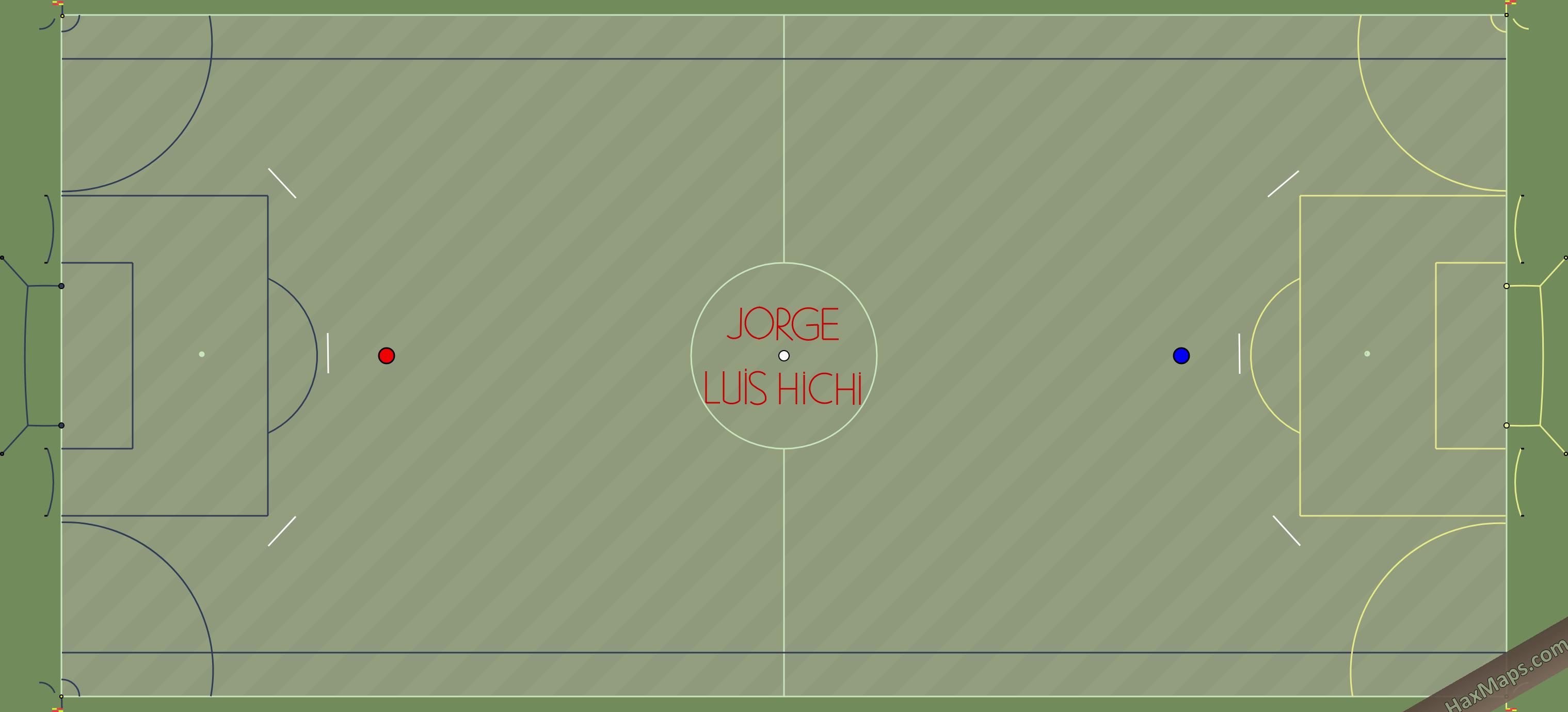 hax ball maps | JORGE LUIS HICHI