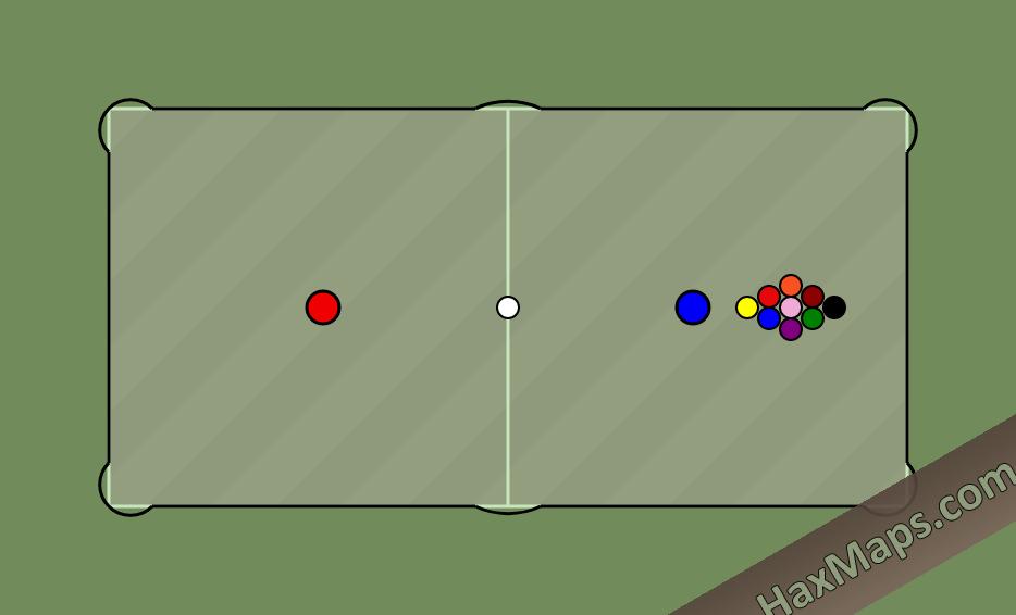hax ball maps   9 ball by Kaczka JR