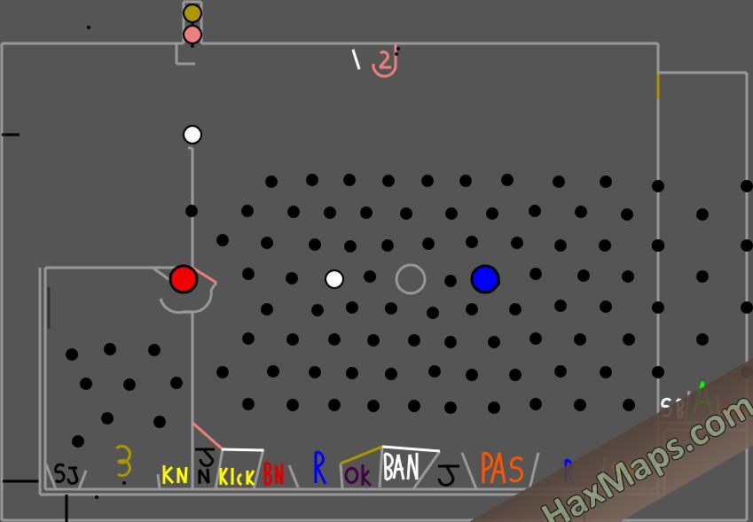 hax ball maps | Luck Game V3 by elemann