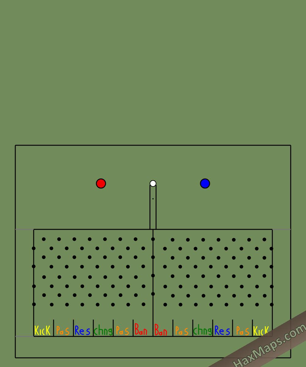 hax ball maps | Lucky Volleyball by elemann