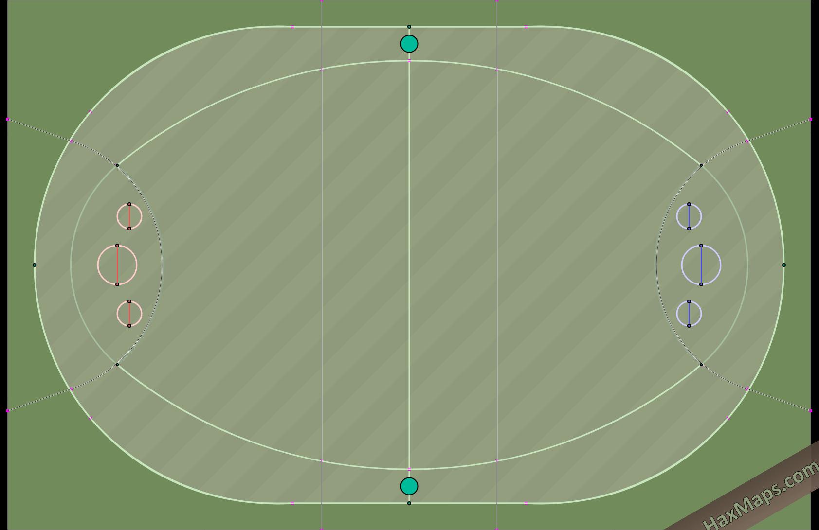 hax ball maps | Quidditch x7 byTatiCT
