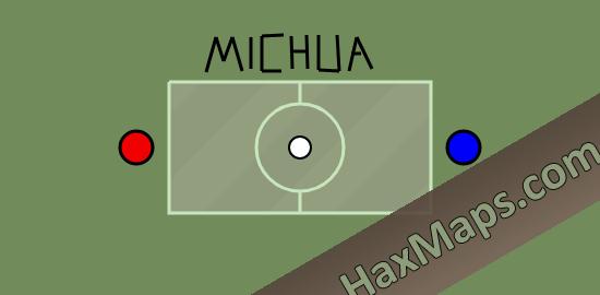 haxball maps | Michua Training NORMAL