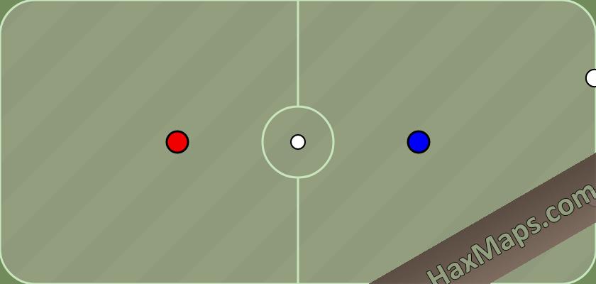 hax ball maps | ST vs GK by RU