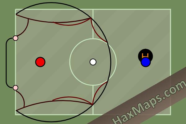 haxball maps | GK Traning Power Classic by RU