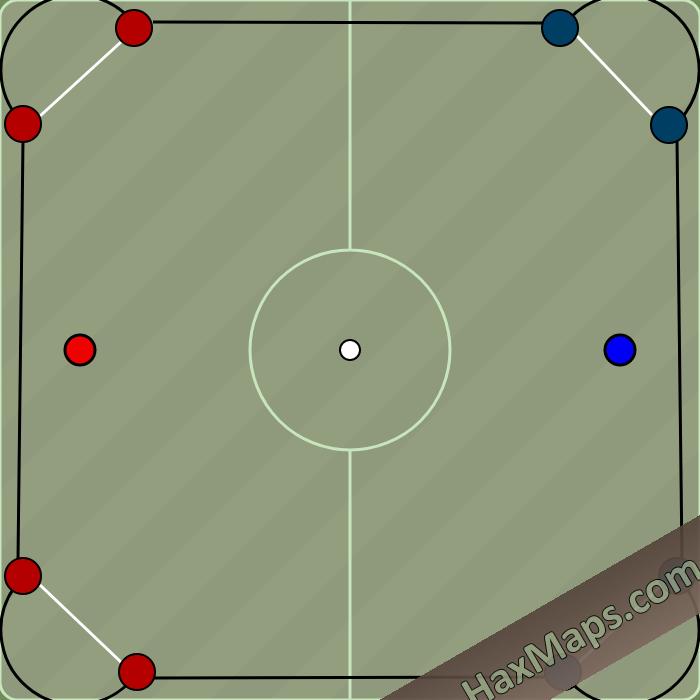 hax ball maps | RED vs BLUE 2 FUN 2v2 by RU