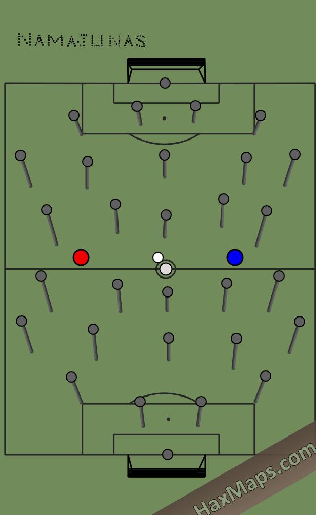 haxball maps | Çivili Futbol Sahası By Namajunas