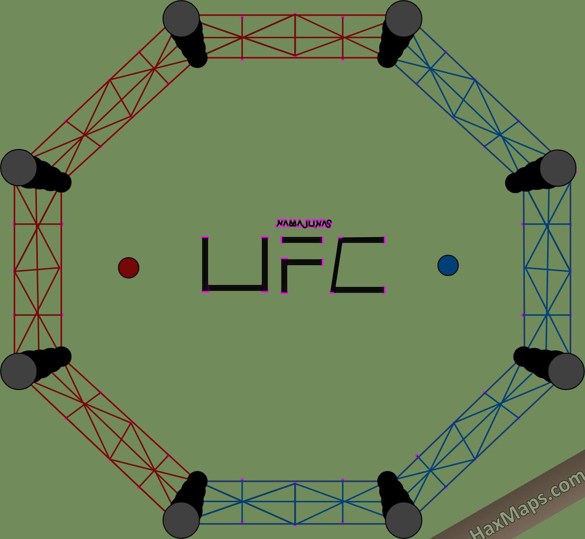 hax ball maps | Ultimate Fighting Championship by Namajunas