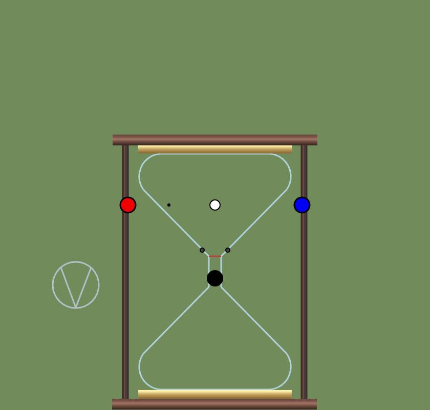 hax ball maps | SandClock by Vhagar