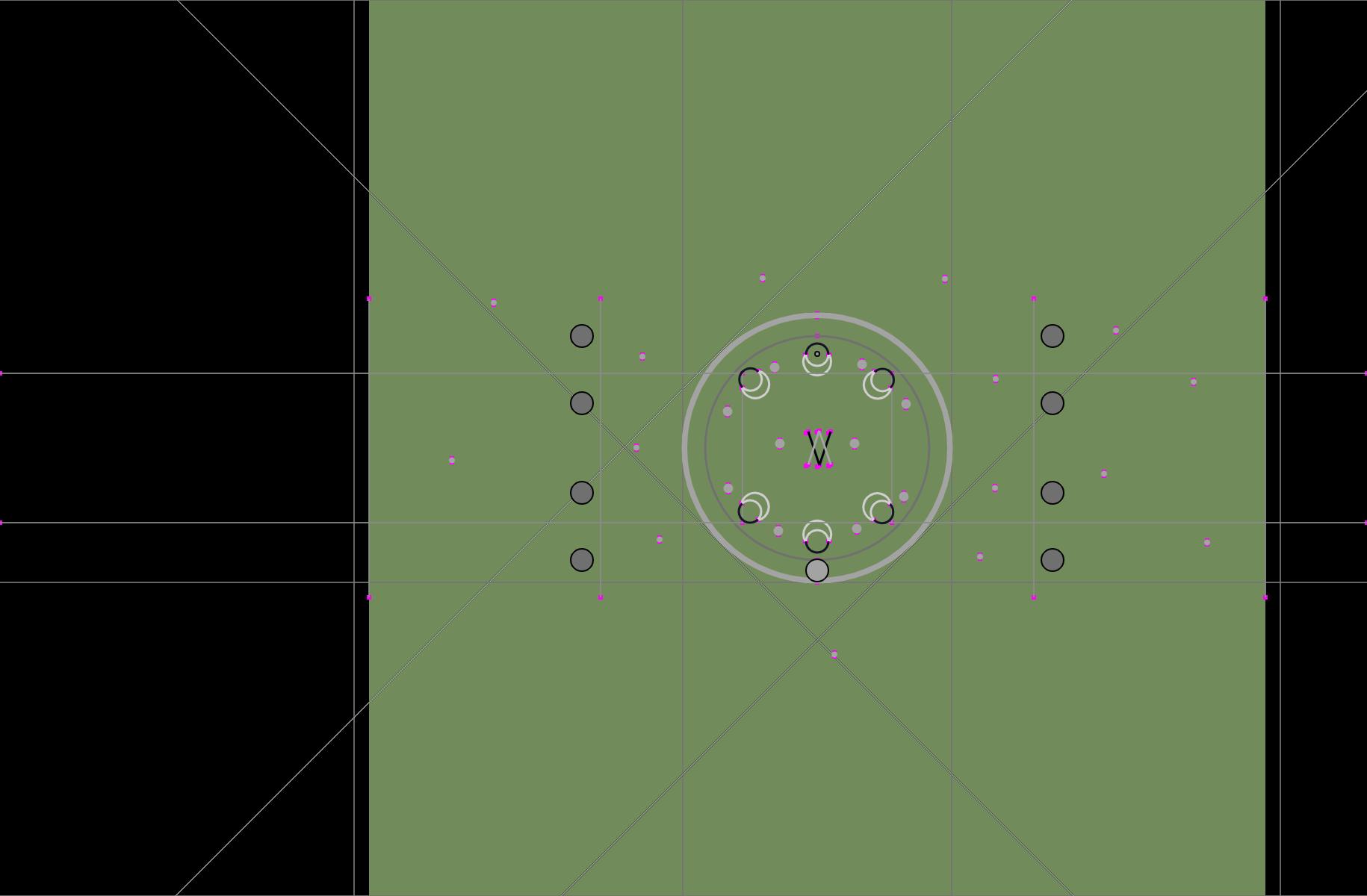 hax ball maps | Moonchair by valn v7
