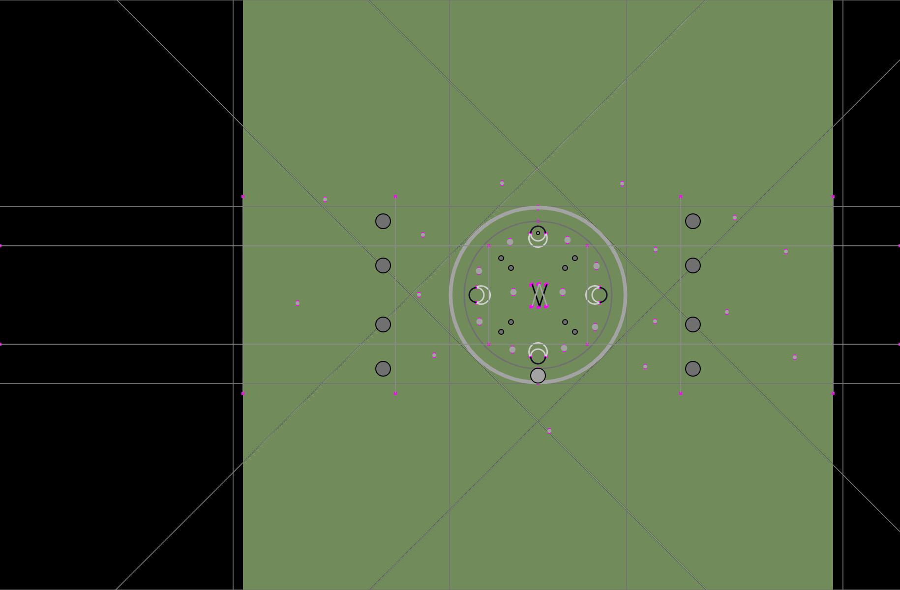 hax ball maps | Moonchair by valn v5