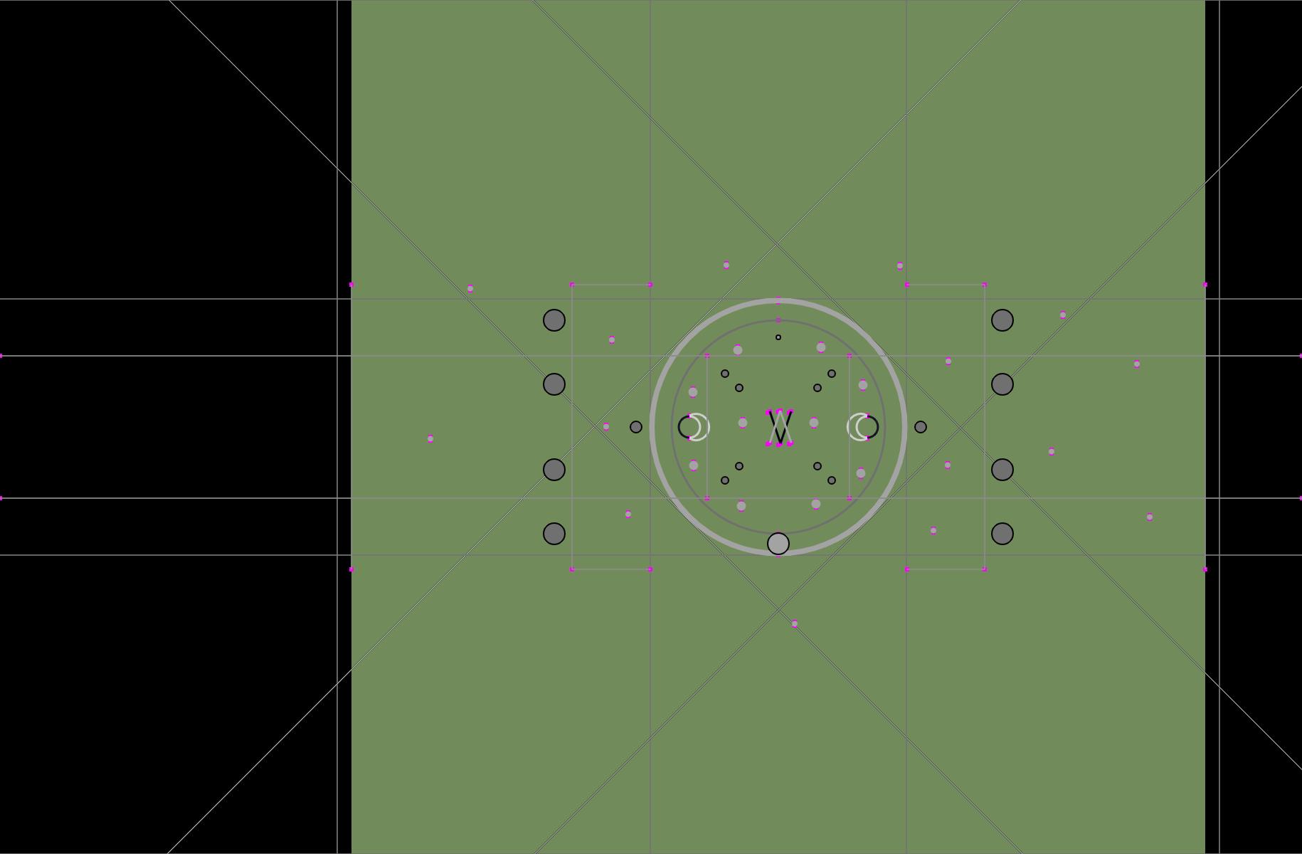 hax ball maps | Moonchair by valn v3