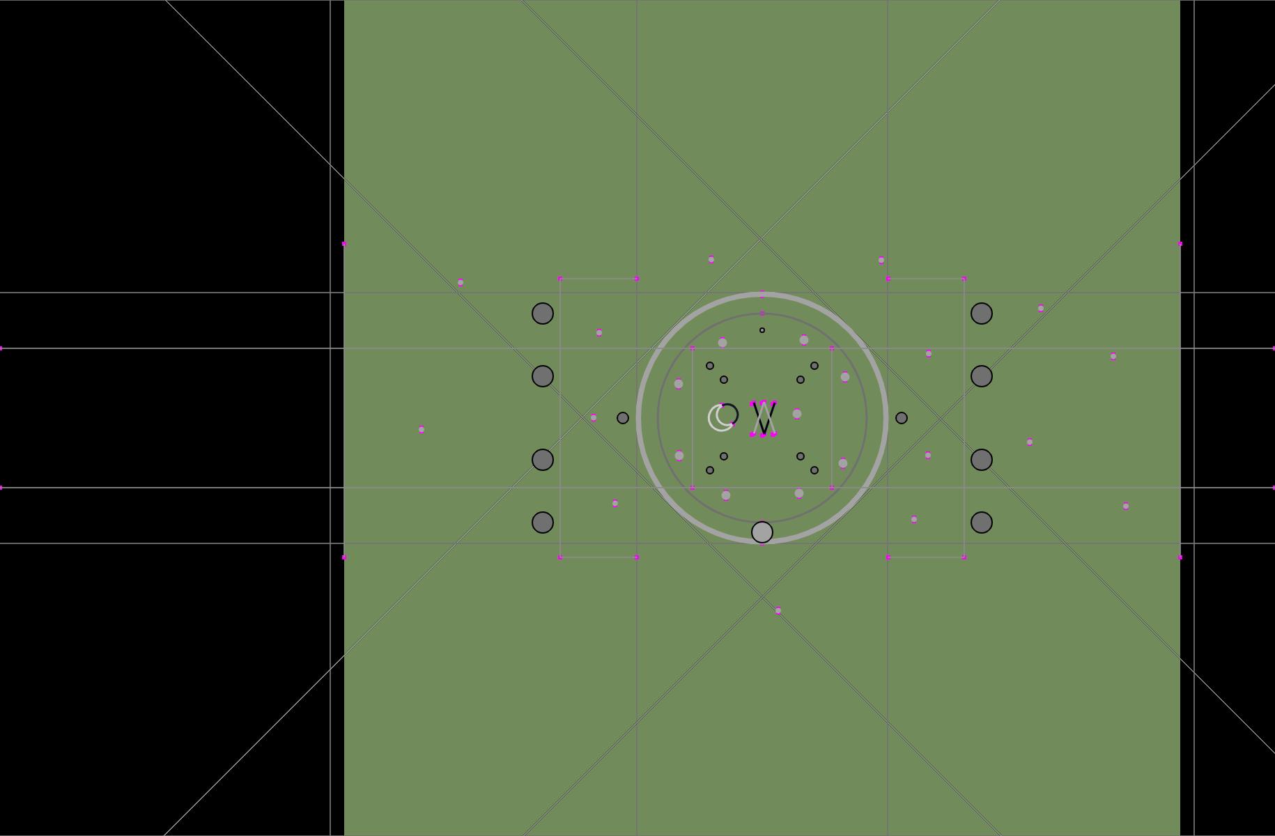 hax ball maps | Moonchair by valn v2