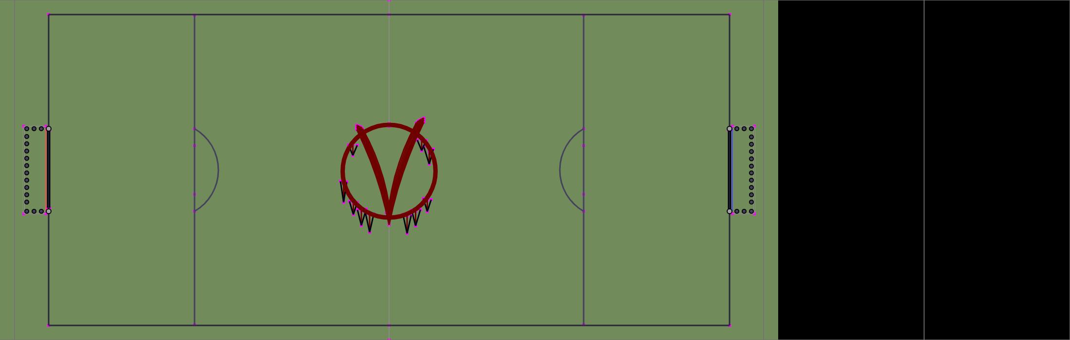 hax ball maps | V for Vendetta v3 v4