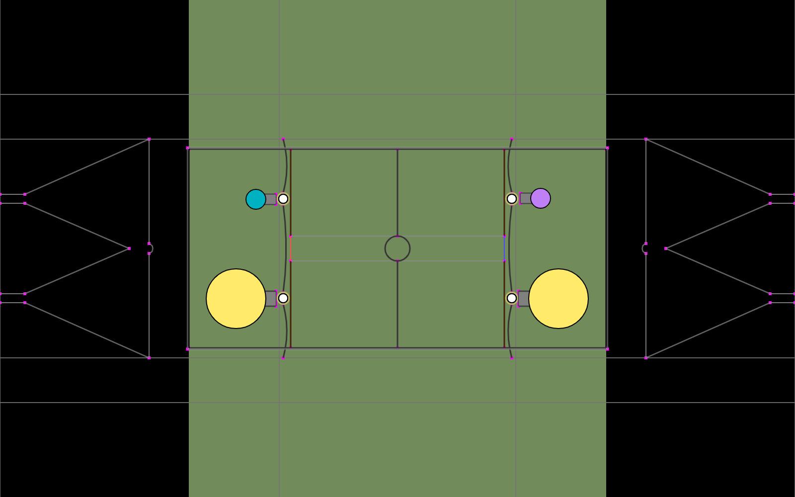 hax ball maps | Diep io Wars By Lioss
