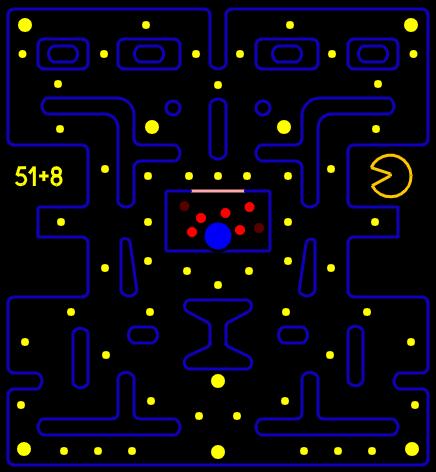 hax ball maps   Pacman by Tudor