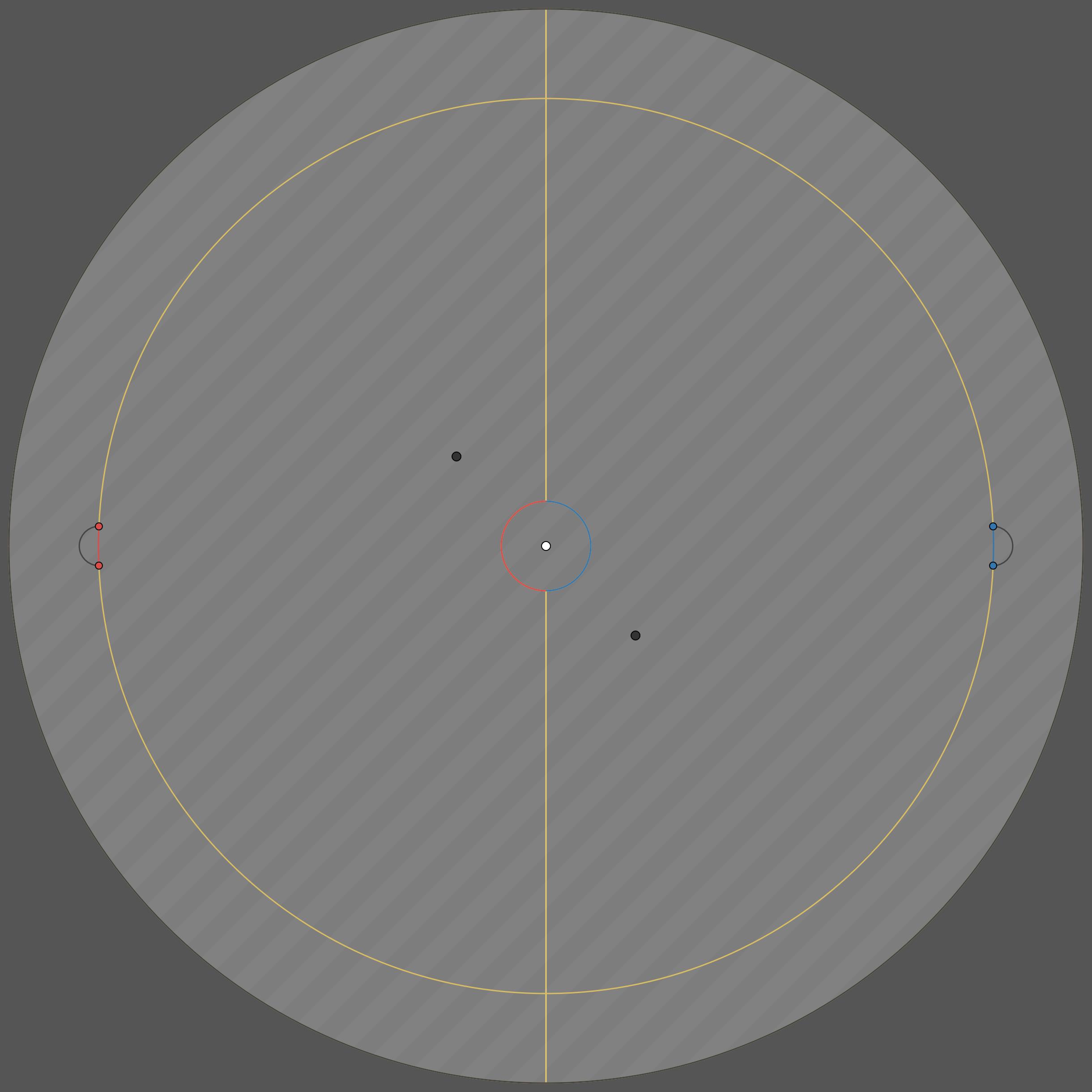 hax ball maps | UZY Circular Spacebounce Bludgers
